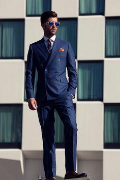 Sharp Dressed Man, Well Dressed Men, Suit Fashion, Mens Fashion, Fashion Menswear, Trendy Fashion, Moda Do Momento, Moda Formal, Estilo Fashion