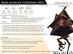 Baba Lysagas Creeping Hut by Almega-3