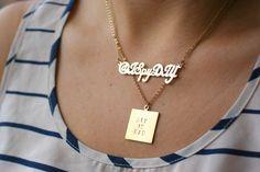 DIY: 'DIY is rad' pendant
