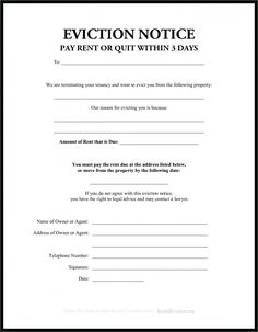 The astonishing Example Eviction Notice Alberta – Templates : Best Resume Throughout 3 Day Eviction Notice Template pics below, is … Printable Letter Templates, Cover Letter Template, Free Printable, Writing Template, Printables, 3 Day Eviction Notice, Termination Of Tenancy, Job Application Cover Letter, Application Form