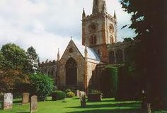 Holy Trinity Church in Stratford is the church where William Shakespeare was buried when he died on April 23, 1616.