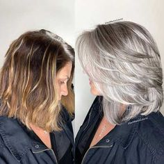 Short Haircut for Over 40