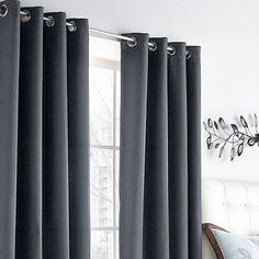 Triangle Home Fashions Geo Blackout Rod Pocket Curtain Pair   Curtains At  Hayneedle   For The Home   Pinterest   Fashion, Rod Pocket Curtains And Home