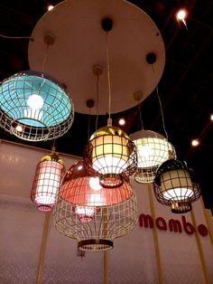 100% Design, London 2014 Light Up, Ceiling Lights, London, Ceilings, Interiors, Inspiration, Design, Home Decor, Light Fixture