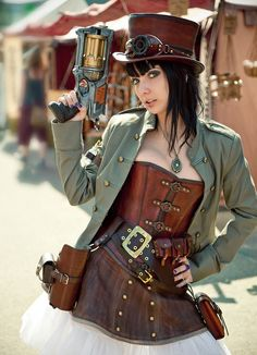 Steam punk fashion is all about making bold fashion statement and yet look  chic and sophisticated. Steam punk fashion is about striving to stand out  with ... 6879541ae8