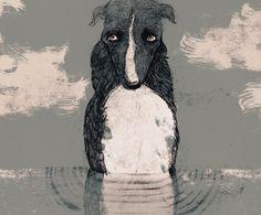 365 historias de perros a través de 365 ilustraciones: el fabuloso mundo canino de Anja Zaharanski
