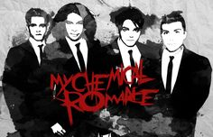 My Chemical Romance ♥️