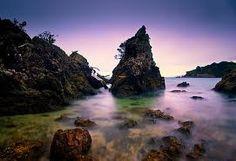 Evening sunset off Waiheke Island Long White Cloud, Waiheke Island, Evening Sunset, South Island, Auckland, Maui, New Zealand, Places Ive Been, Waterfall