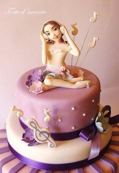 Violetta - CakesDecor