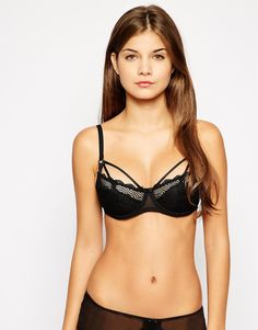 Shop The Intimate Collection By Britney Spears Anemone Lace Padded Bra. With a variety of delivery, payment and return options available, shopping with ASOS is easy and secure. Shop with ASOS today. Britney Spears, Nylons, Winter Fashion 2015, Asos, Fashion Online, Underwear, Fall Winter, Lingerie, Bra