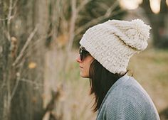 Ravelry: It Girl Slouch pattern by Sarah Lora