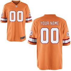 9e1359bd0 Nike Men s Tampa Bay Buccaneers Customized Throwback Game Jersey Nfl  Jerseys For Sale