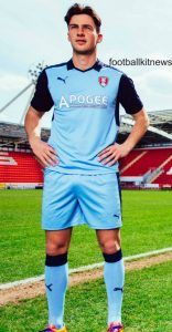 New Blue Rotherham United Away Kit by Puma Rotherham United, The Unit, Kit, Blue, Shirts, Style, Fashion, Moda, Fashion Styles