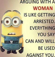 Minions are cute, Adorable and Funny ! Just like Minions, There memes are also extremely hilarious . So here are some very funny and cool minions memes, they will sure leave you laughing for a whi… Funny Minion Memes, Minions Quotes, Funny Jokes, Hilarious, Minion Sayings, Emoji Sayings, Minions Minions, Minion Humor, Funny Shirts