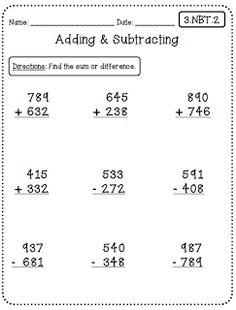 best rd grade math worksheets images  math activities math  common core worksheets rd grade edition