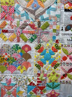 Since attending a workshop earlier this year with Jen Kingwell I ... : quilts by jen - Adamdwight.com