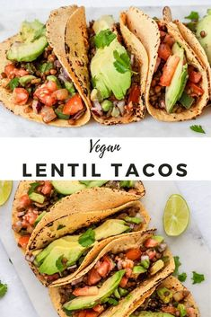 Quick Easy Vegan, Easy Vegan Dinner, Vegan Dinner Recipes, Vegan Breakfast Recipes, Vegan Dinners, Easy Healthy Recipes, Vegetarian Wraps, Vegan Vegetarian, Mexican Entrees