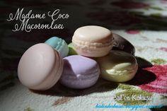 Madame Coco'nun Sevimli Macaron'ları
