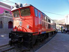 Train des Andes
