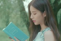 Kpop Girl Groups, Korean Girl Groups, Kpop Girls, Drama Gif, Singing In The Rain, Girl Gifs, Cute Images, Sweet Girls, Ulzzang Girl