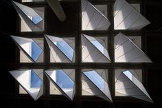 Trapholt Museum -skylights