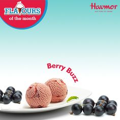 If you think you've tasted the best, think again! Here comes the bubbly Berry Buzz to be your favourite Flavour of the Month!