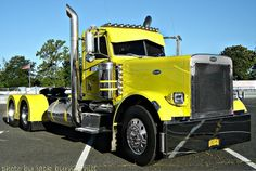 Custom Peterbilt Show Trucks | Kenworth Show Trucks Old Semis