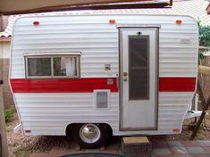 Vintage 13 FT Canned Ham Camper Trailer Plans Tear Drop RV Teardrop Camp 3 for sale online Small Camper Trailers, Teardrop Camper Trailer, Small Campers, Vintage Campers Trailers, Vintage Motorhome, Camping Trailers, Vintage Caravans, Retro Campers, Volkswagen Transporter