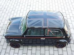 MINI AUSTIN - want that top