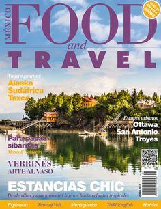 """¡Busca nuestra edición de junio!  Especial de niños.- Conoce Alaska, Sudáfrica, Taxco, Ottawa, San Antonio, Troyes. Deliciosas recetas con nuestro producto de temporada """"Espinacas"""". #FoodAndTravelMX"""