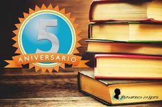 ALEGRIA DE VIVER E AMAR O QUE É BOM!!: SORTEIO #34 - 5 ANOS DO BLOG PEREGRINO DA NOITE