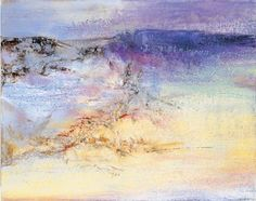 Zao Wou-Ki (1921) based in Paris since 1947 is widely considered as one of the most significant Chinese artists of the 20C.