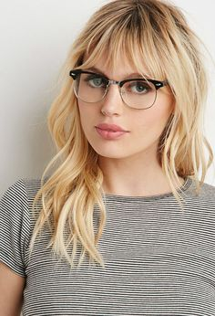 40 Beautiful Bangs On Women With Glasses Ideas