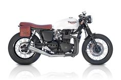 The Inlander from Deus Ex Machina. The Inlander started out as a stock Triumph Bonneville 900.