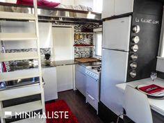 MINIMALISTE - Kitchen