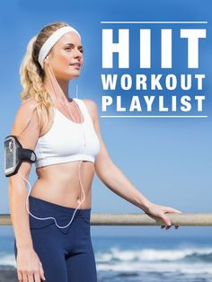 Try this High Intensity Workout Music- our HIIT Workout Playlist. #workoutplaylists #workoutmusic