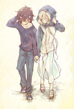 Leo and White.