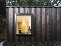 A Modern Micro-House in Portland Clad in Local Fir - Photo 1 of 9 - Dwell