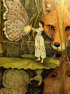 Thumbelina, Hans Christian Andersen's story illustrated by Susan Jeffers