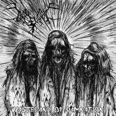 Begrime Exemious - Wasteland Of Damnation