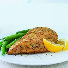 Two of the most popular flavors, black pepper and lemon, are perfectly blended together in this versatile seasoning. Use Lemon & Pepper Seasoning on meat, chicken, fish and seafood salad.