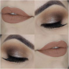 Best Ideas For Birthday Makeup Tutorial Ideas Makeup Trends, Makeup Inspo, Makeup Art, Lip Makeup, Makeup Inspiration, Makeup Goals, Makeup Ideas, Fancy Makeup, Cute Makeup