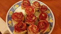 My rose cakes