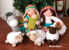 Amigurumi Nativity Español : Paso a paso san josé tejido a crochet amigurumi joseph tutorial