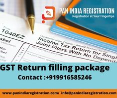 Goods And Service Tax, Goods And Services, Income Tax Return, Internal Revenue Service