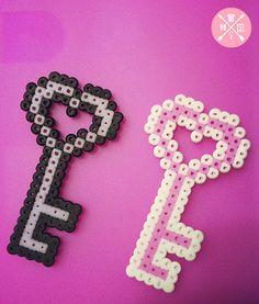 Hearts keys