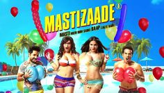Bollywood movie Mastizaade Box Office Collection wiki, Koimoi, Mastizaade cost, profits & Box office verdict Hit or Flop, latest update Budget, income, Profit, loss on MT WIKI, Bollywood Hungama, box office india