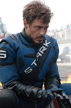 Ironman, AKA Tony Stark, AKA Robert Downey Jr.