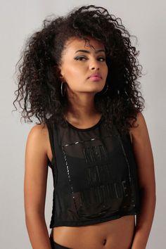 WOMEN – www.urbanwear.co CROP TOP - BRAND: WATCHA TRUCHA