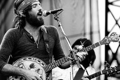 Oh Scott Avett, you beautiful man, why must you be married?